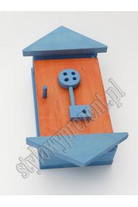 Skrzynka na klucze z kluczem
